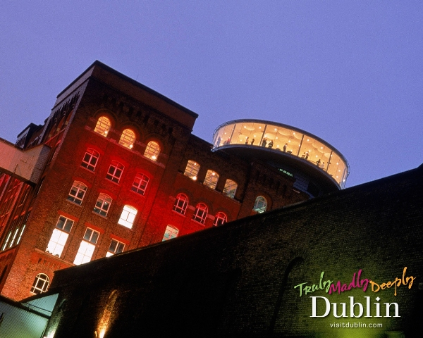 Guinness Storehouse - The social event will take place at Ireland's No. 1 international visitor attraction